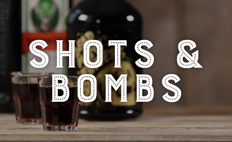 Shots & bombs packages