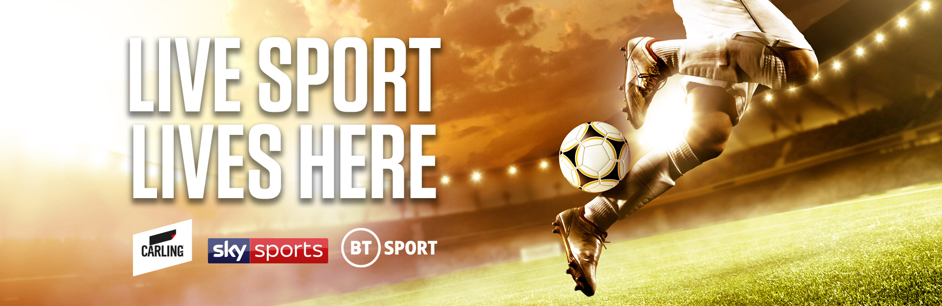 Live Sports at O'Neill's Northampton