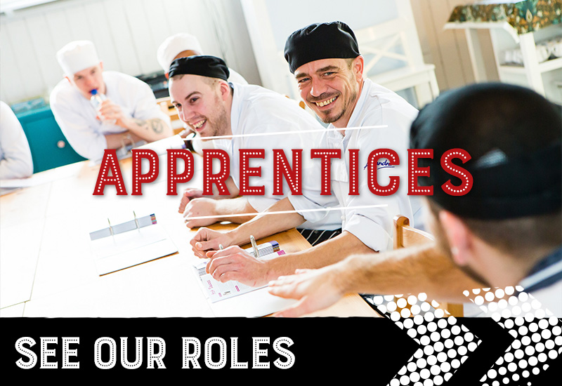 Apprenticeships at O'Neill's
