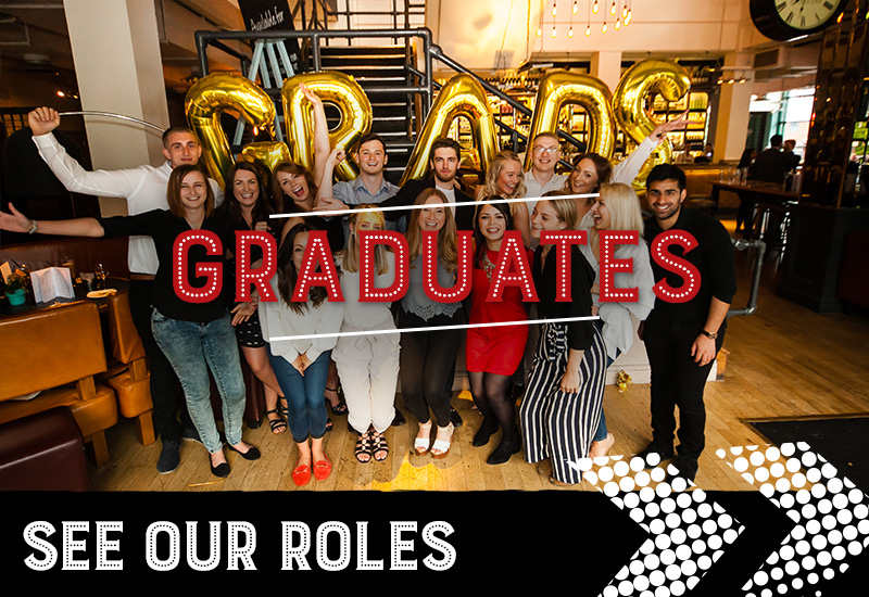 Graduate opportunities at O'Neill's