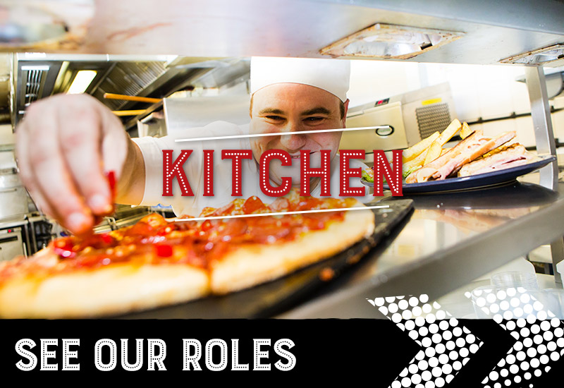 Kitchen jobs at O'Neill's