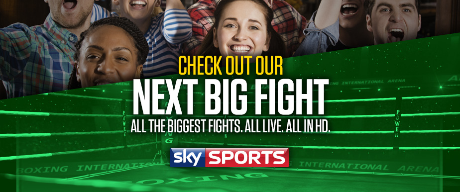Fight night boxing at O'Neill's Pubs