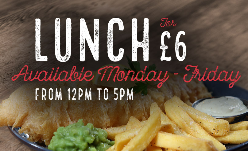 Lunch Deal offer