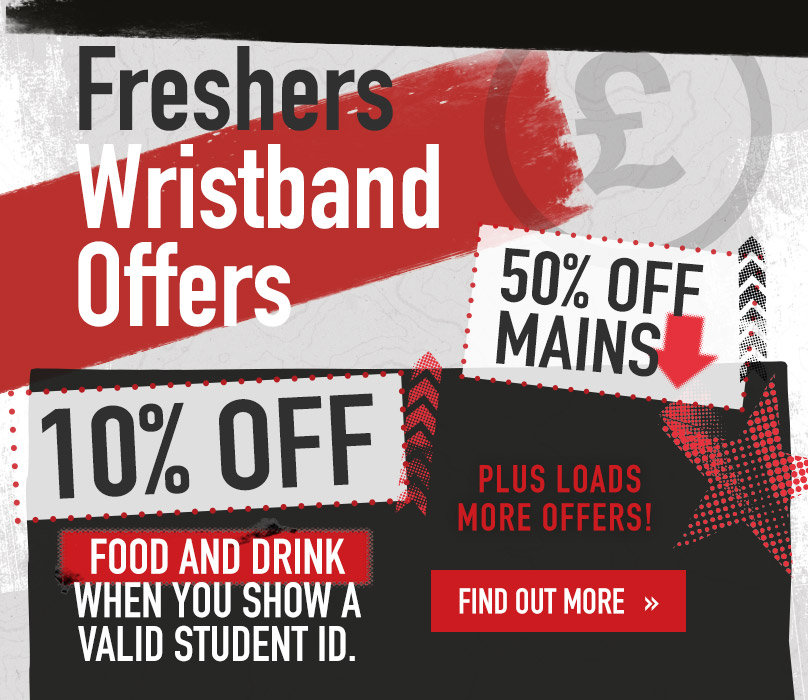 Student Offer at O'Neill's Leicester