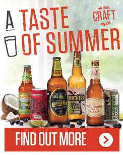 A taste of summer at O'Neill's