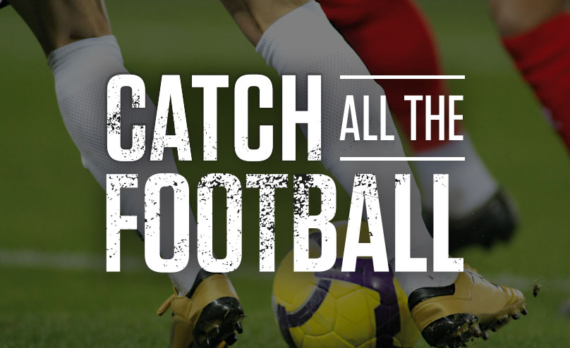Watch Football at O'Neill's Printworks