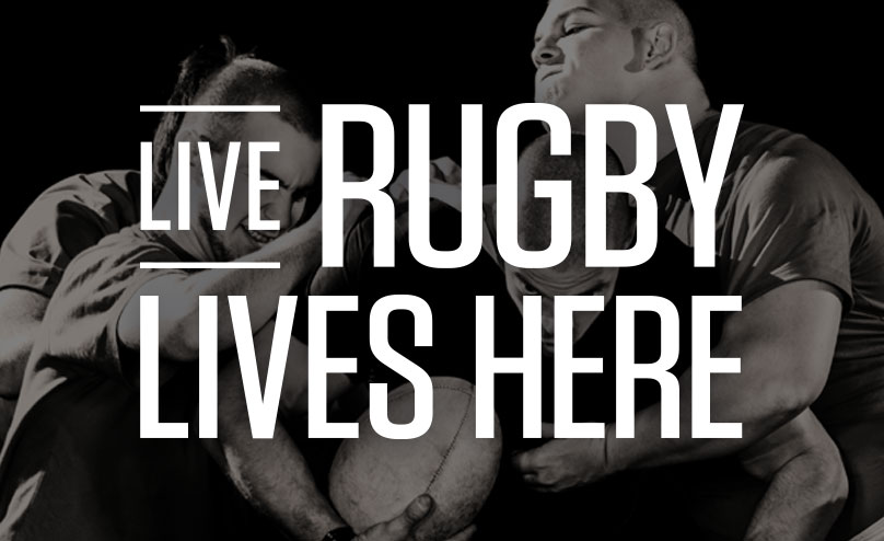 Watch Rugby at O'Neill's Printworks