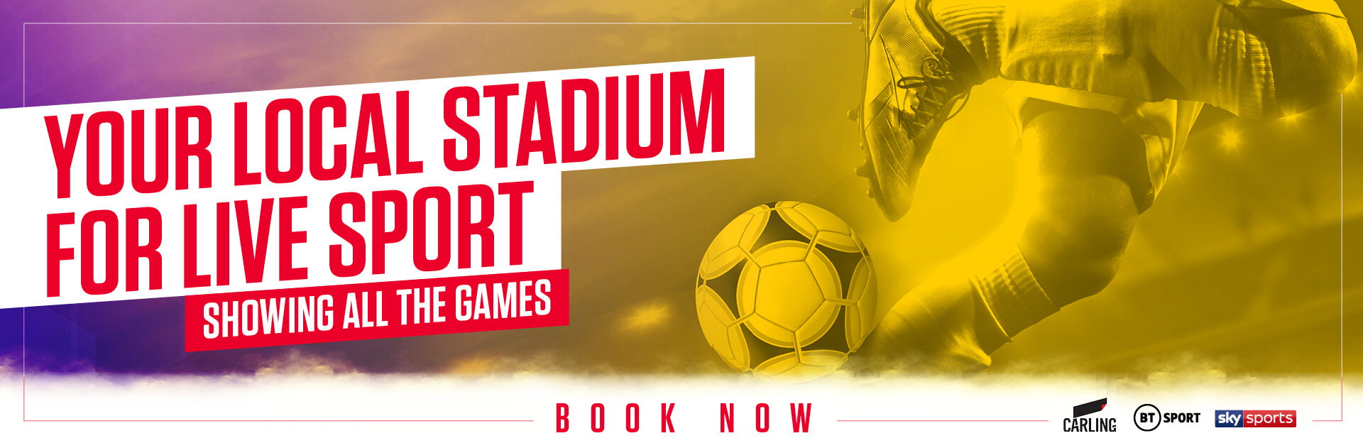 Live Sports at O'Neill's Watford